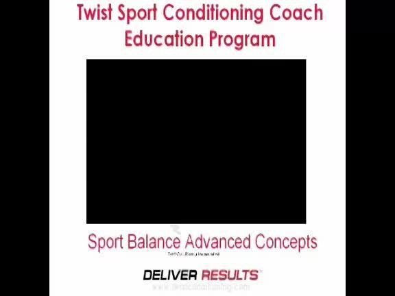 Twist Conditioning Gold Curriculum